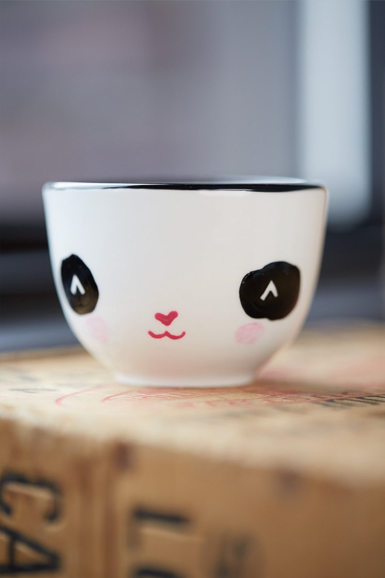 DASH  Panda  Little cup image 0