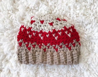 Baby/Toddler Hat // Ready to Ship!