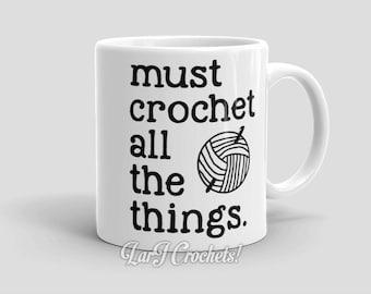 Crochet Paraphernalia