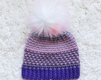 Hayden Heart Hat | SIZE 12-24 MONTHS