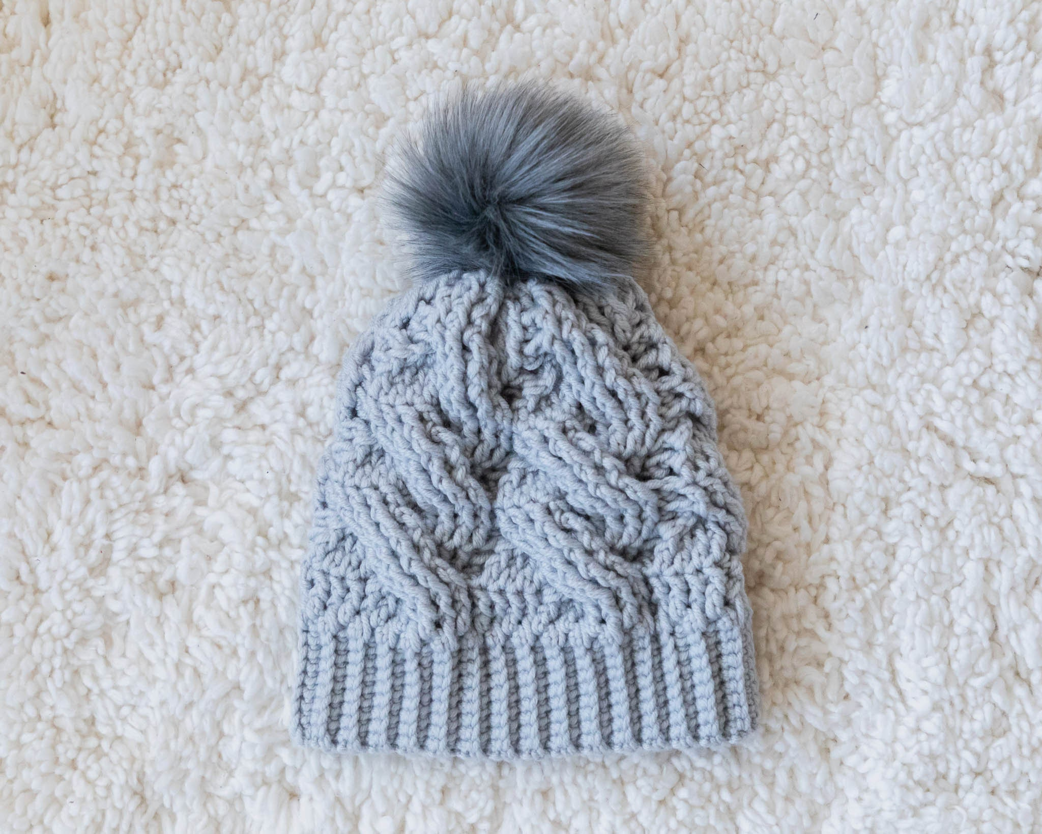 793e01453db READY TO SHIP! Brilliant Cables Beanie - Adult Size