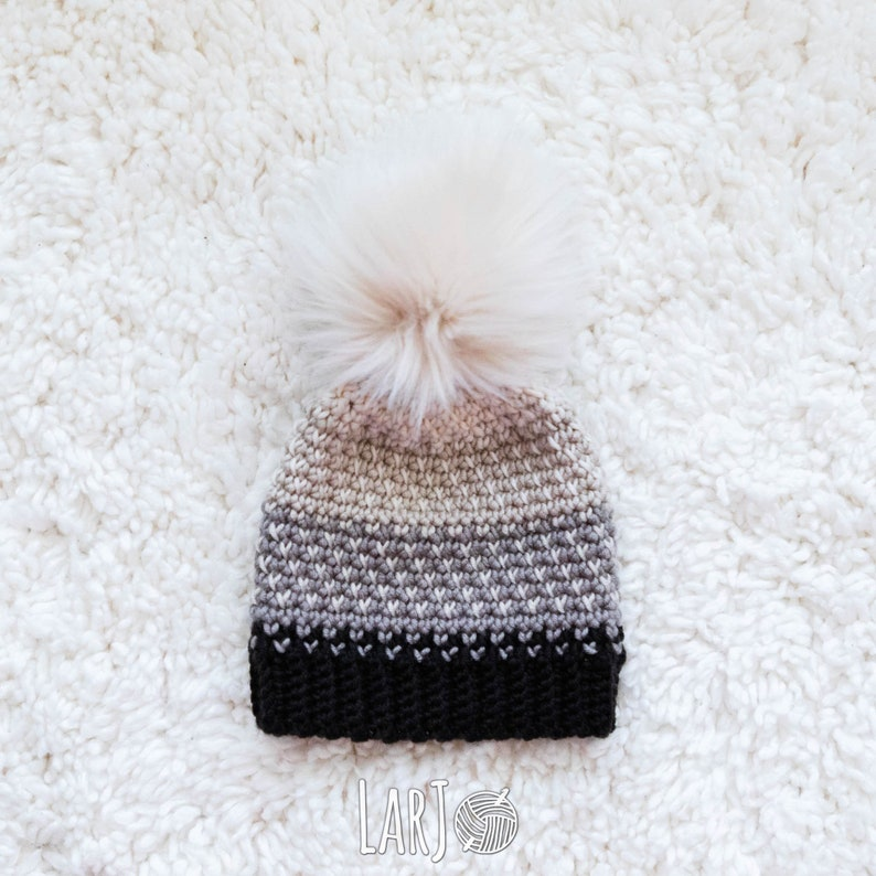 6e2c9a1382c READY TO SHIP Hayden Heart Hat    Cozy Winter Hat with Faux