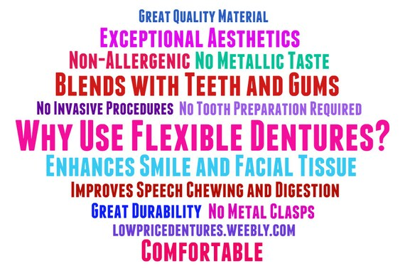 Lower Partial Dentures Online | Flippers | Affordable | Custom-Made |  Improve Your Smile, Speech & Chewing | Flexible | Valplast or TCS