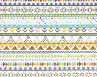 """Llama stripe ultrasoft minky cuddle fabric, 58"""" wide,  by yard,  EZ fabric collection,"""