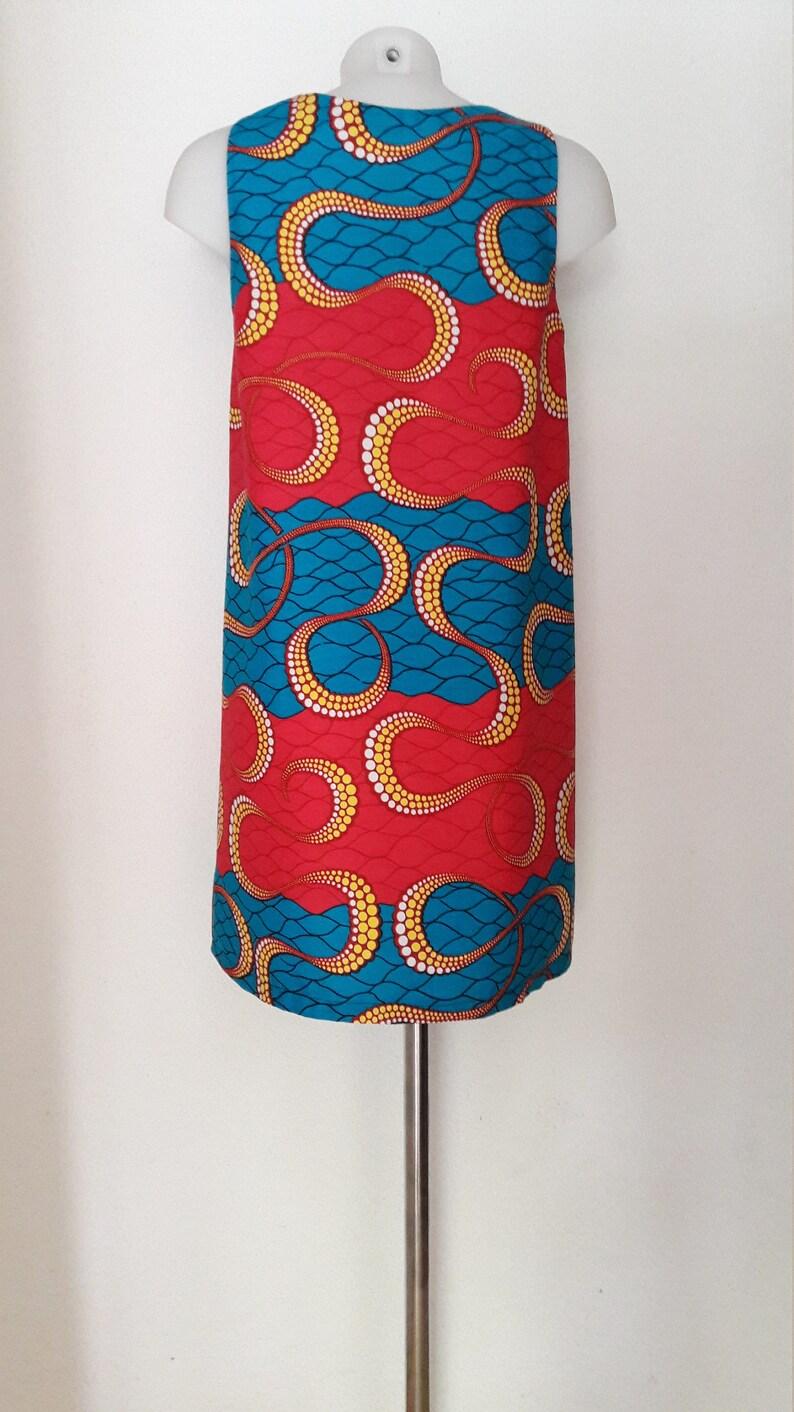 cotton wax dress