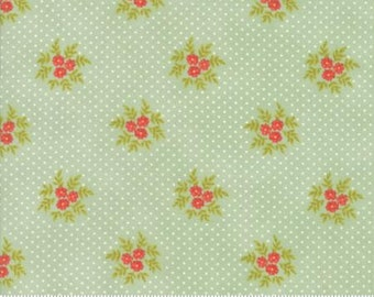 Ella Ollie - Pond 20307 14 - By Fig Tree of Moda Fabrics 100% Cotton Quilting Fabric