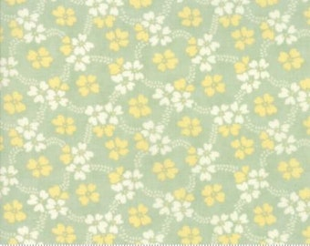 Ella Ollie - Pond 20302 14 - By Fig Tree of Moda Fabrics 100% Cotton Quilting Fabric