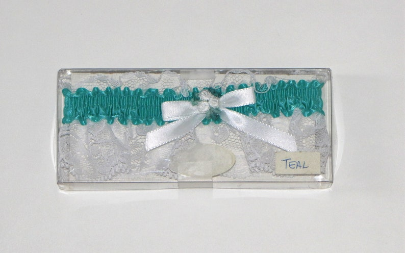 Choose Your Color Groom or just Your Favorite Lace WEDDING GARTER Coodinate with Bridesmaids