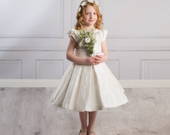 Flower Girl Dresses Etsy Uk