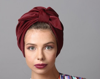 turban head wrap ae0694b4376