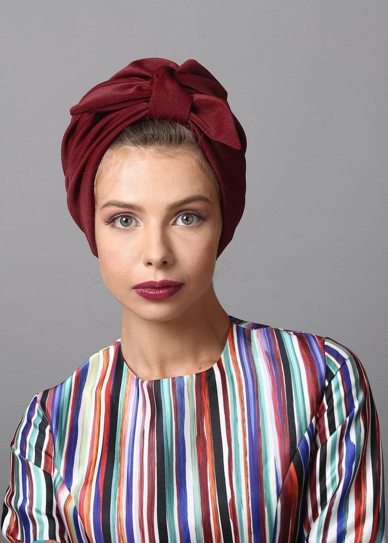 Turban head wrap head turban fashion turban womens chemo  4fc56f3beb4b