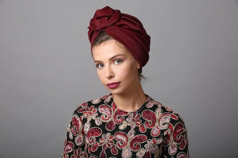 Turban hat turban hat women turban scarf turban women hair  5fb0c5cc449b