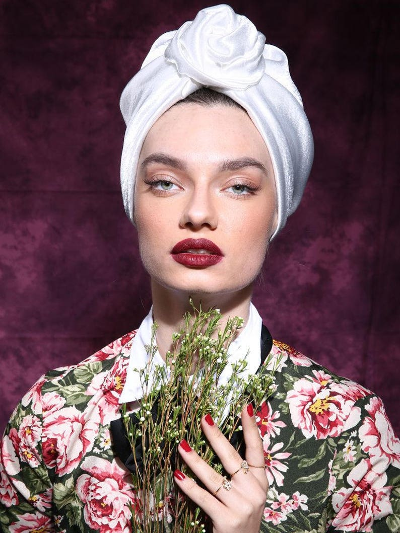 ada1fb8aeac Turban head wrap head turban fashion turban womens chemo