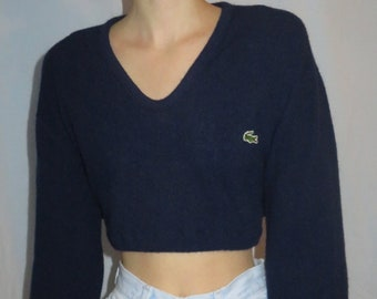 cc66be1f5502f Vintage Lacoste sweater