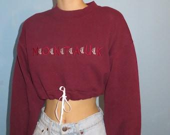 d2a02360 Vintage Montauk Sweatshirt
