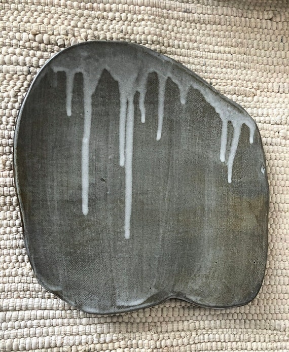Shallow dish in Drip