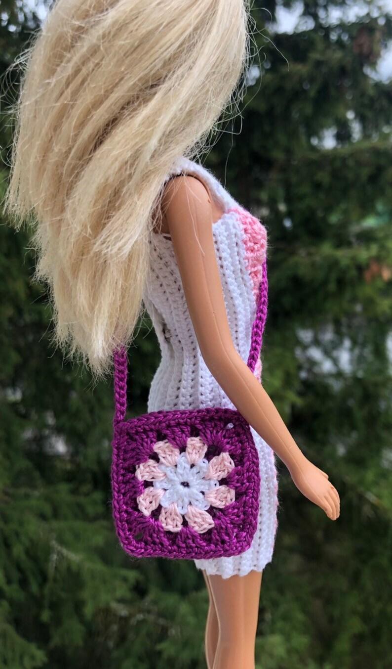 Ravelry: Crochet Doll Cradle Purse pattern by bobwilson123 | 1353x794