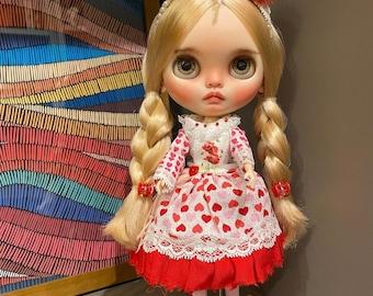 outfit for Blythe doll-Blythe dress
