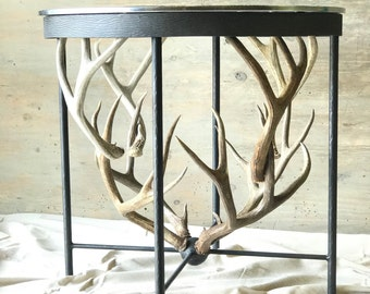 Antler & Iron Table