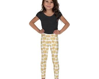 Matza Passover Kid's Leggings seder outfit