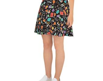 Shabbat Skater Skirt
