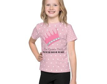 Purim Shirt: I'm Queen Vashti and I'm the Boss of My Body