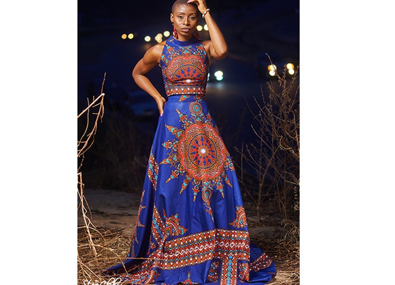 9c14ae01d7 Zupa Dress African Clothing African Dress The African