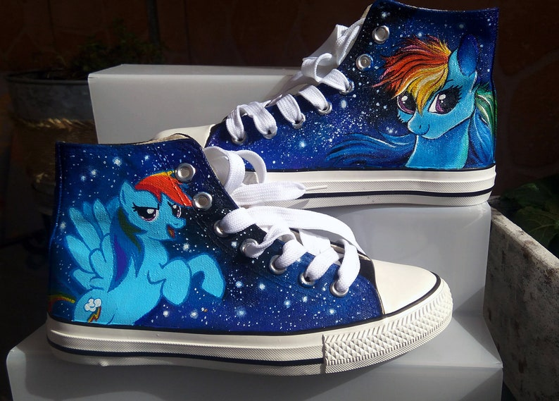 My new shoes. Custom made for me by a guy on Etsy. | Pokemon
