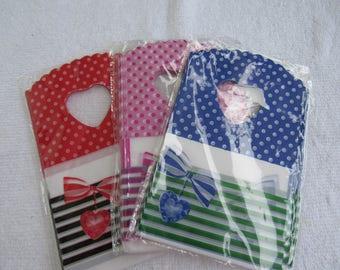 50 Plastic Bags 6 x 3.5 in (B244c/e)