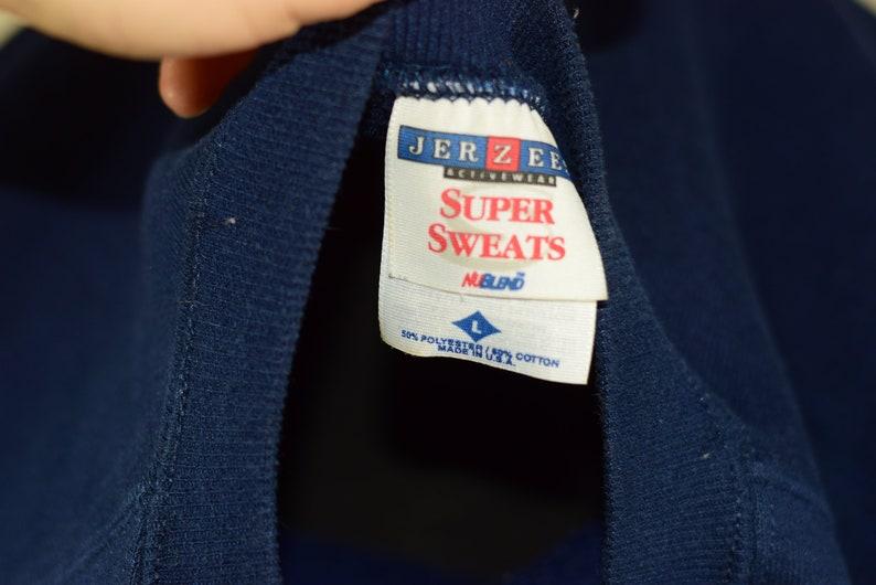 Seattle Mariners Baseball Crewneck Everett Aquasox Vintage Sweatshirt 90s Large