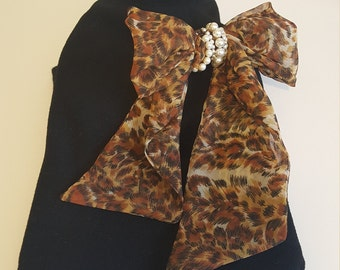 Dog Wool Coat, Black Wool Coat for Dogs/ Cats, Puppy Wool Coat, Black Coat for Puppies, Wool Coat for Pets