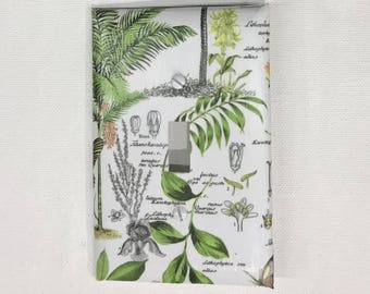 Switchplate Cover - Botanical
