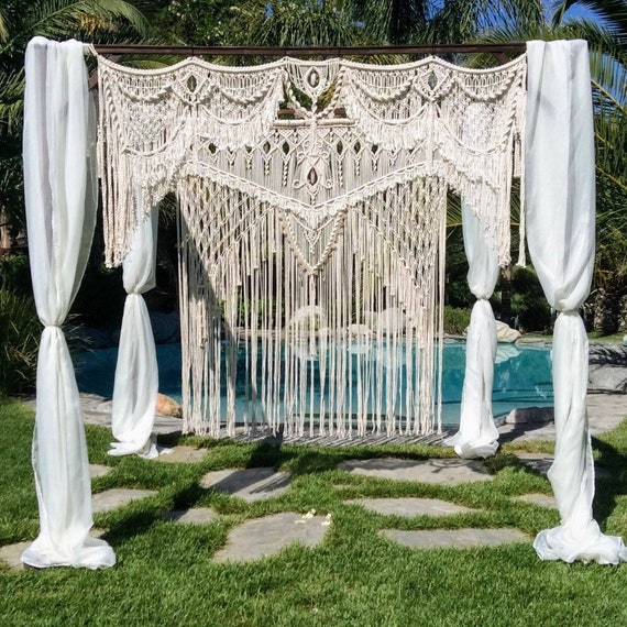 Chuppah Rental Wedding Decor Chuppah Canopy Wedding Etsy