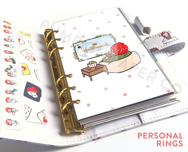 Christmas movie dashboard personal rings planner personal image 0