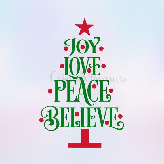 Weihnachts Svg Weihnachtsbaum Svg Weihnachtsbaum Worte Svg.   Etsy