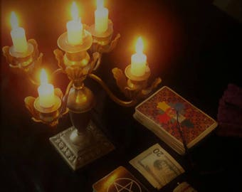 Tarot Readings 15min by phone