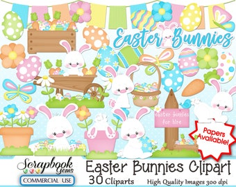 Instant Download colored eggs spring springtime railroad train tracks bunnies rabbit bunny 31 png Clipart files EASTER EXPRESS Clipart