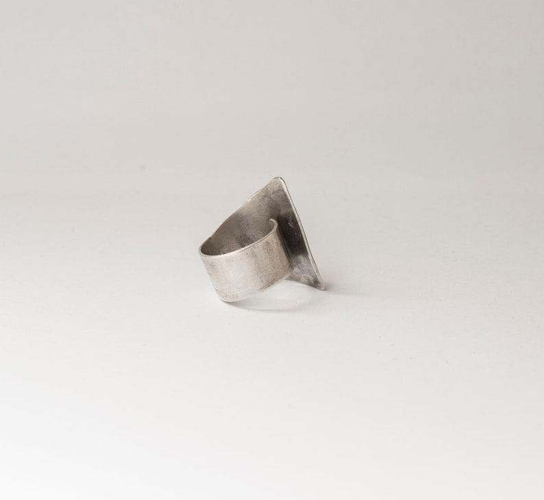 Sterling covered ring Contemporary Jewelry  Gift Band Ring sterling filled Jewelry women Band Jewelry Gift For Her Sterling silver ring wide