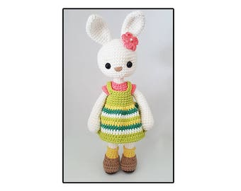 Amigurumi pattern bunny