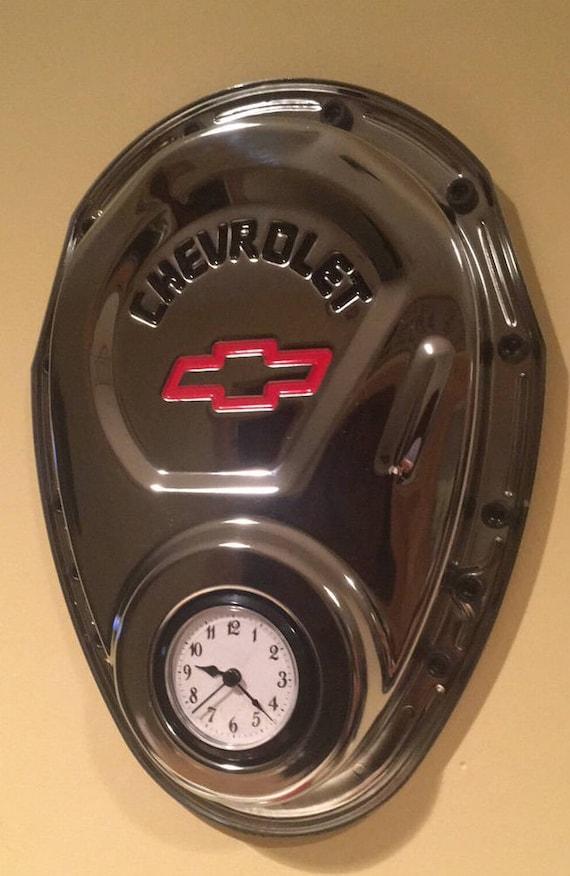 Timing Cover Clock