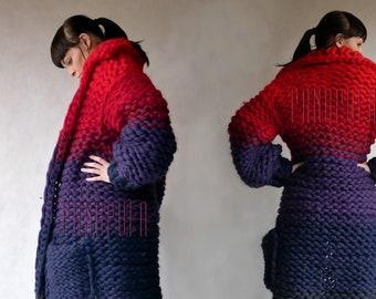 b5264e06281b cardigan sweaters for women   oversized knit sweater   chunky