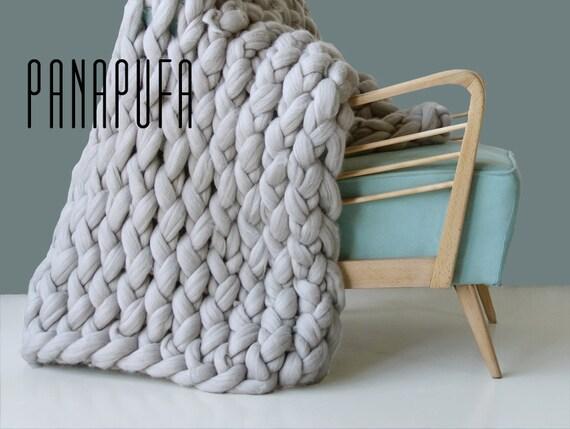 jeter de couverture de laine tricot tricot couverture. Black Bedroom Furniture Sets. Home Design Ideas