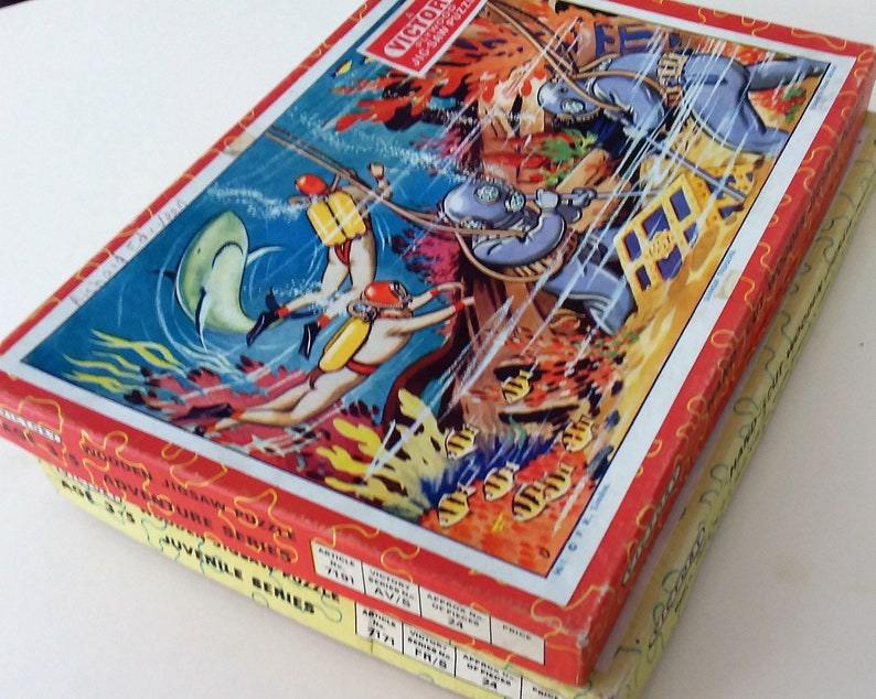Wooden jigsaw puzzle Victory 24 piece  hand cut jigsaw Juvenile series age 2 to 4 years. 2 x children/'s puzzles