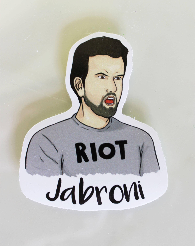 It\'s Always Sunny Mac Jabroni Sticker 7cm X 10cm | Etsy