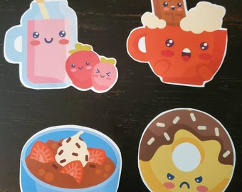 Sweets Removable Wall Stickers