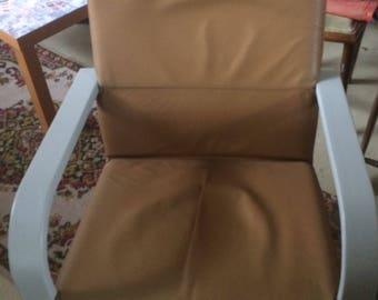 1970s retro rocking chair