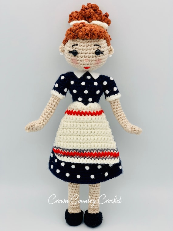 Tutorial - Needle Sculpting an Amigurumi Doll Face | Crochet faces ... | 760x570