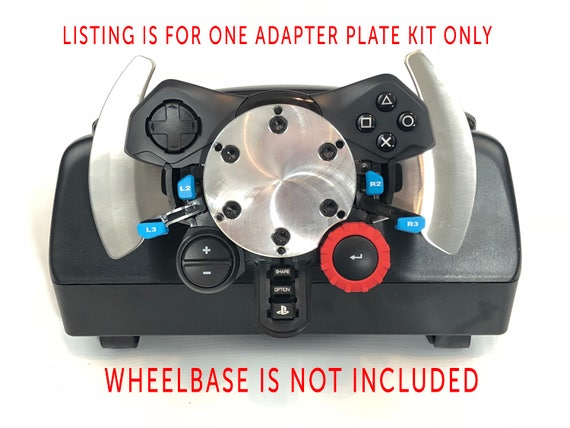 Logitech G29 To 70mm Steering Wheel Adapter Plate By Epic Sim Etsy
