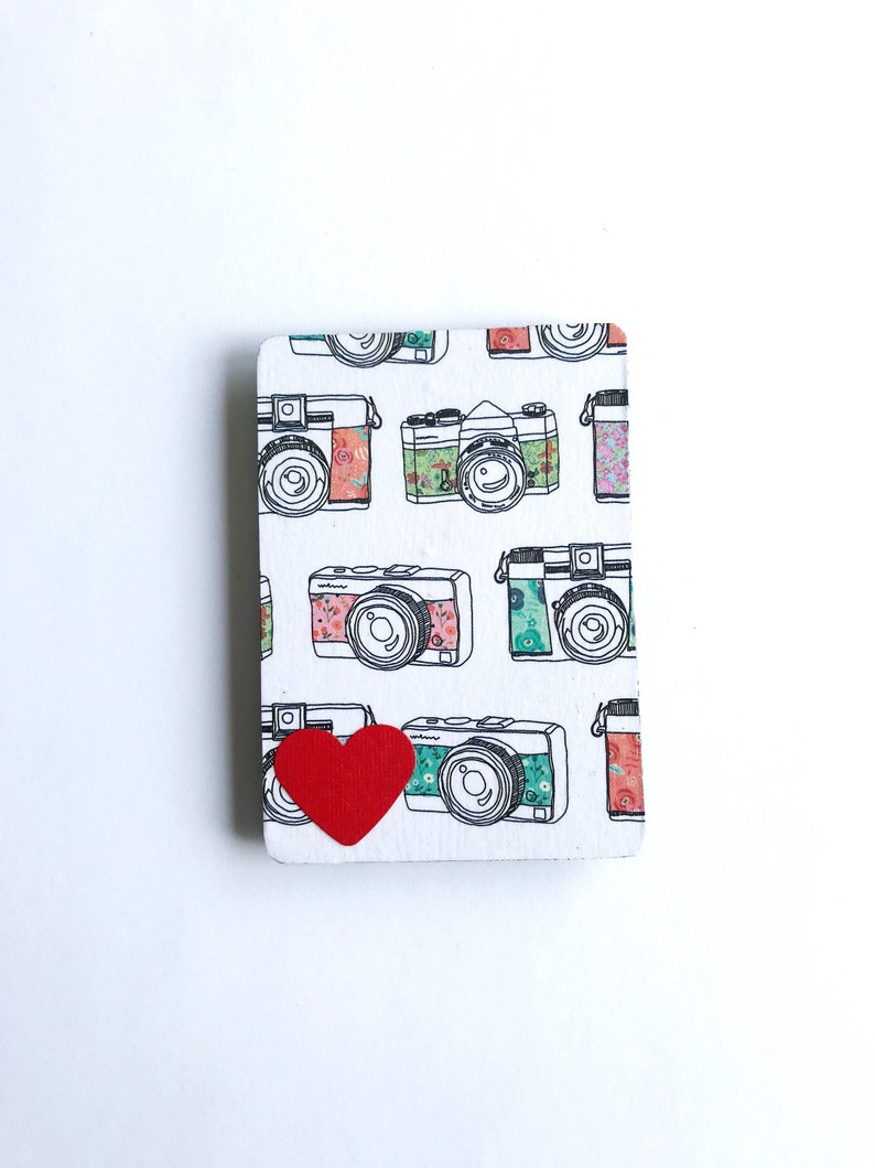 For the love of Photography refrigerator magnet