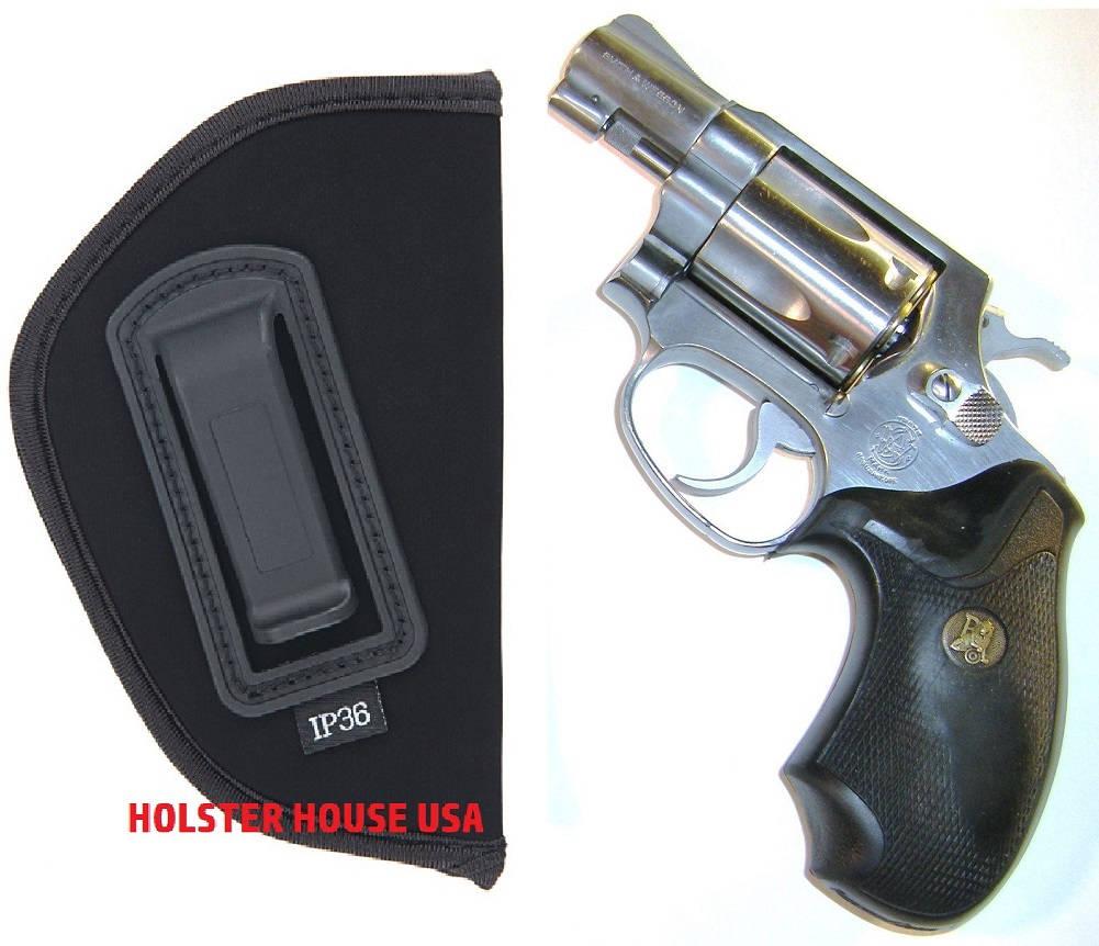 Concealment Gun Holster, Snub Nose Revolvers,S&W, Ruger, Taurus ...
